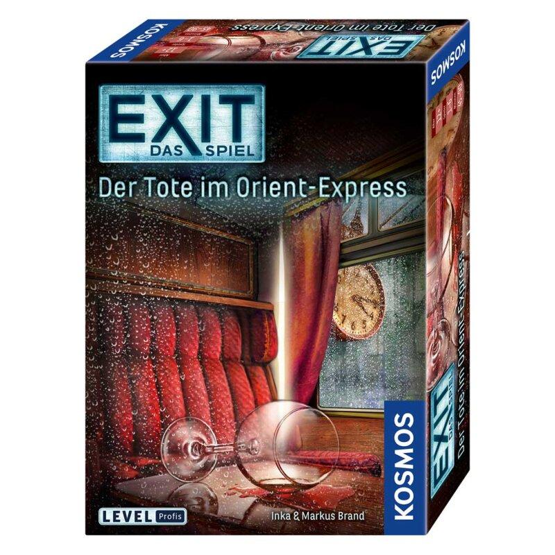 Kosmos Exit Reihenfolge